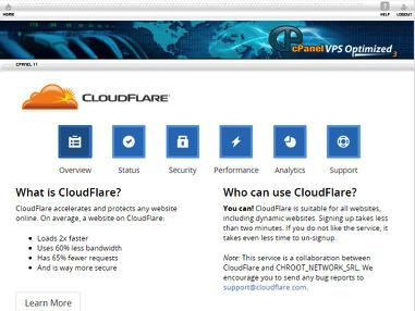 Cloudflare Pasul 5